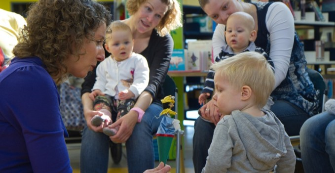 Iets Nieuws Muziekschool Boedijn Muziek met Baby /Muziek met Peuters &WN11