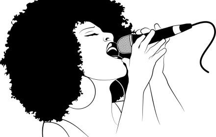 female-singer-wall-art-sticker-05