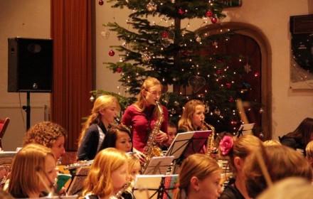 Kerstconcert Muziekschool Boedijn Hoorn
