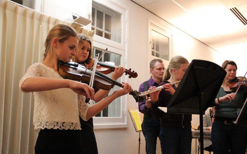 familie voorspeelavond muziekschool Boedijn te Hoorn (3)