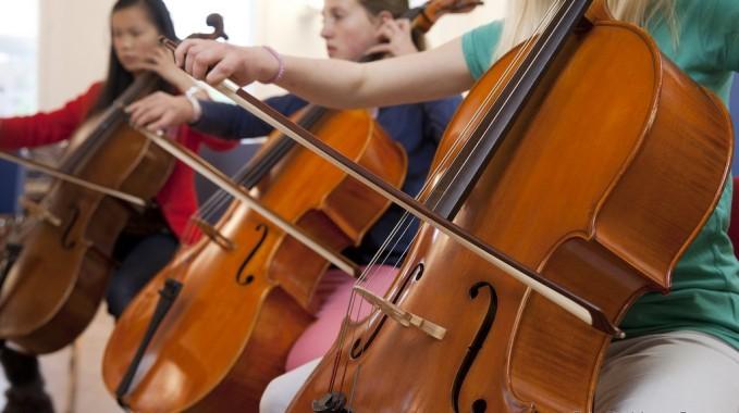 Cello's Muziekschool Boedijn Hoorn