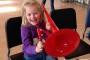 open dag muziekschool Boedijn te Hoorn, kunststof trombone