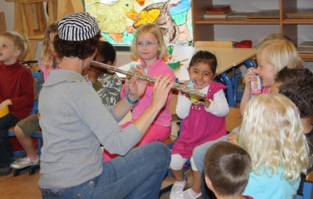Kinderboekenweek Muziekschool Boedijn