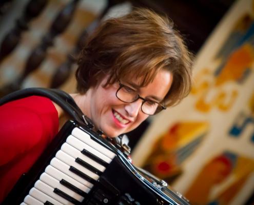 Bianca IJdema accordeon Boedijn